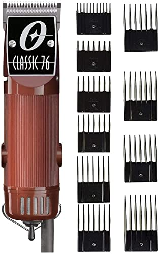 2021 Oster Classic 76 Hair discount Clipper with 10 outlet sale piece Comb guide online sale