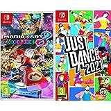 Mario Kart 8 Deluxe Nsw - Other - Nintendo Switch & Just Dance 2021, Nintendo Switch