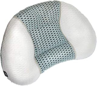 Masajeador Cervical Masajeador Calor,Calefaccion Electrica Almohada de Masaje Cuello,Amasado Rotativo Bidireccional Tracción Cervical y Masaje de Estiramiento