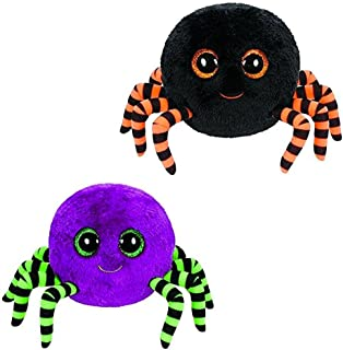 Ty Beanie Boos Crawly - Halloween Spider (Set of 2)