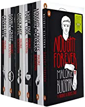 Noughts and Crosses Collection 6 Books Set By Malorie Blackman (Noughts & Crosses, Knife Edge, Checkmate, Double Cross, Cr...