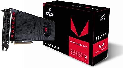 XFX Radeon Rx Vega 56 8GB 3xDP HDMI Graphic Cards RX-VEGMLBFX6 (Renewed)