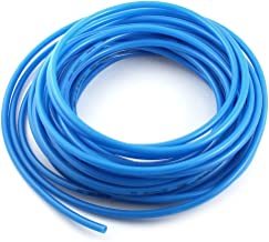 uxcell 15 Meter 50ft Blue Polyurethane PU Air Tubing Hose Pipe 8mmx5mm