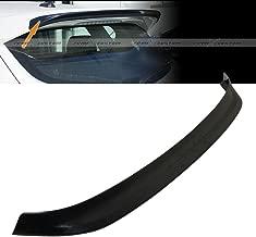 mazdaspeed 3 rear spoiler extension