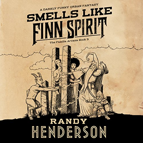 Smells Like Finn Spirit audiobook cover art