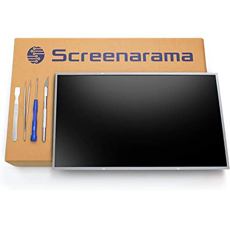 Matte FHD 1920x1080 SCREENARAMA New Screen Replacement for N173HGE-E11 REV.C1 LCD LED Display with Tools