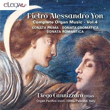 Pietro Alessandro Yon: Complete Organ Music - Vol. 4