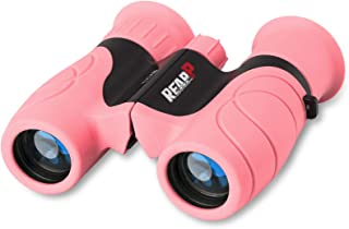 Binoculars for Kids High-Resolution 8x21, Gift for Boys & Girls Shockproof Compact Kids Binoculars for Bird Watching, Hiki...