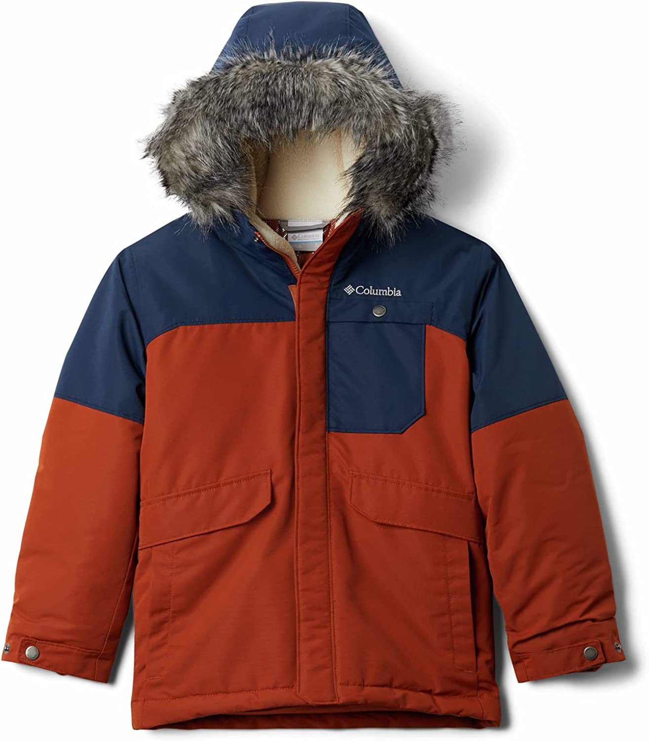Columbia Boys Quality inspection Nordic A surprise price is realized StriderJacket
