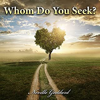 Whom Do You Seek? cover art