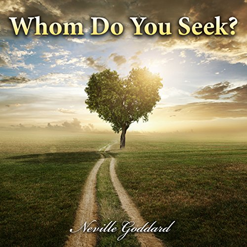 Whom Do You Seek? audiobook cover art