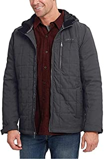 Orvis Men's Hooded Quilted Jacket