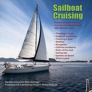 Sailboat Cruising (AUDIOTOPICS) audiobook cover art