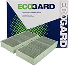 ECOGARD XC10009C Cabin Air Filter with Activated Carbon Odor Eliminator - Premium Replacement Fits Mercedes-Benz ML350, GLE350, GL450, GLS450, GL550, GL350, ML400, GLS550, ML550, GL63 AMG, ML63 AMG