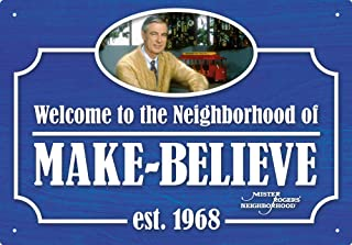 neighborhood of make believe mr rogers