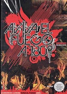Congreso Juvenil - Aviva El Fuego 2008