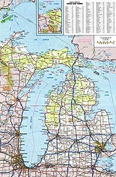 Best michigan cities map Reviews