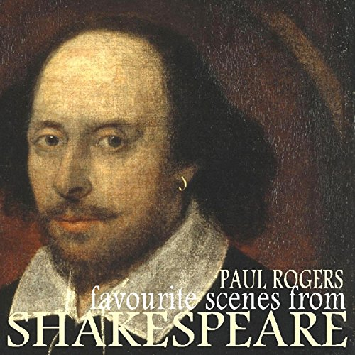 Favourite Scenes From Shakespeare audiobook cover art