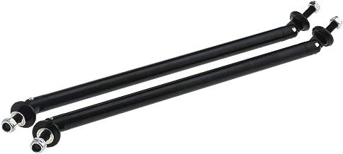 SING F LTD 2pcs Splitter Rods Adjustable Car Front/Rear Bumper Lip Strut Brace Rod Support Bar 200mm
