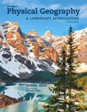 McKnight's Physical Geography: A Landscape Appreciation by Hess, Darrel, Tasa, Dennis G [Prentice Hall, 2013] 11th Edition [Hardcover] (Hardcover)
