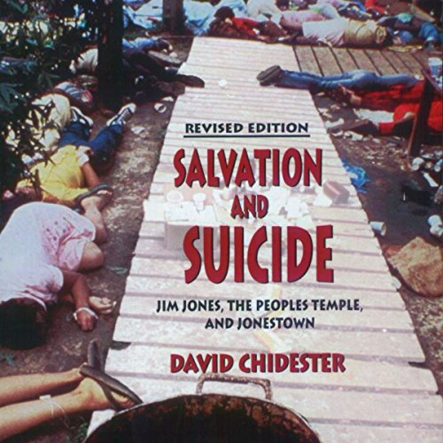 Salvation and Suicide, Revised Edition audiobook cover art