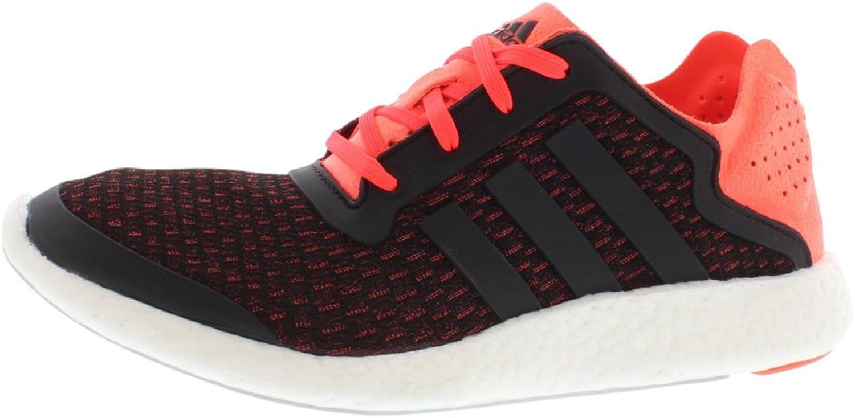 Adidas reinen Boost-Reveal Herren Laufschuhe 8,8 Rot-schwarz