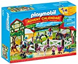 playmobil adviento calendario granja