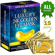 anti aging eye mask by Golden Lady