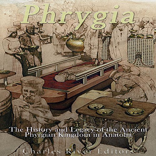 Phrygia audiobook cover art