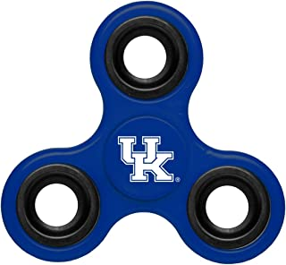 Forever Collectibles NCAA Diztracto Fidget Spinnerz - 3 Way, Kentucky Wildcats, One Size
