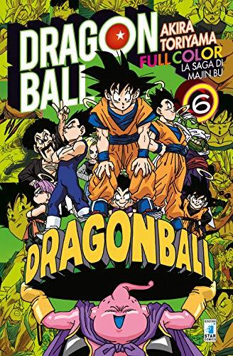 La saga di Majin Bu. Dragon ball full color (Vol. 6)