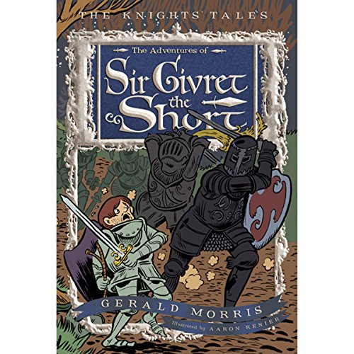 The Adventures of Sir Givret the Short audiobook cover art