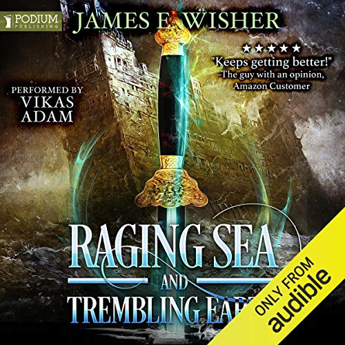 Raging Sea and Trembling Earth Titelbild