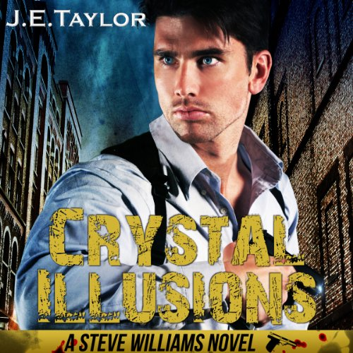 Crystal Illusions audiobook cover art
