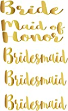 diy bridesmaid shirts