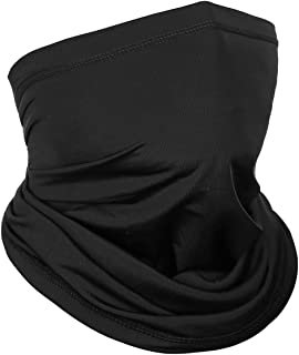 Neck Gaiter Face Scarf Mask-Dust, Sun Protection Cool...