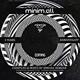 Minim.all Aniverssary DJ Mag (Mixed & Compiled By Mikhail Kobzar)