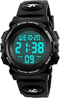 Boys Watches Sport Waterproof Digital Wristwatch for Boys Age 8+