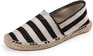 Femmes Hommes Chaussures en Toile Casual Chaussures De Conduite en Plein Air Printemps Été Confortable Respirant Apparteme...