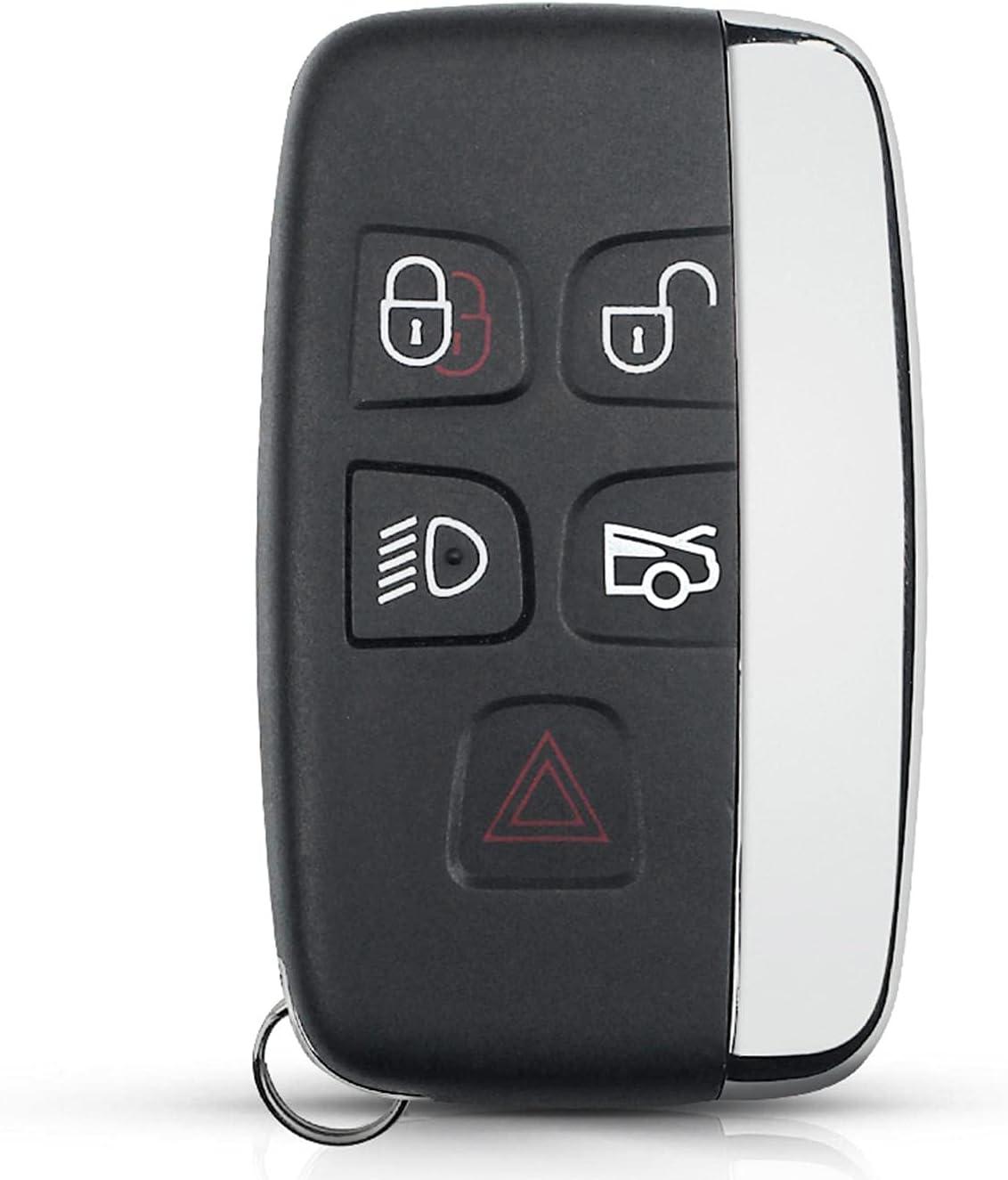 FLJKCT Car Key Shell price 5 Smart Remote f quality assurance Case Buttons