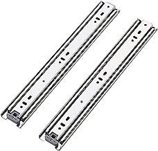 Ladedia 51mm breedte 68kg geleiderail volledig uitgebreide kogellager industriële zware ladedia (Color : 20 Inch(500mm))