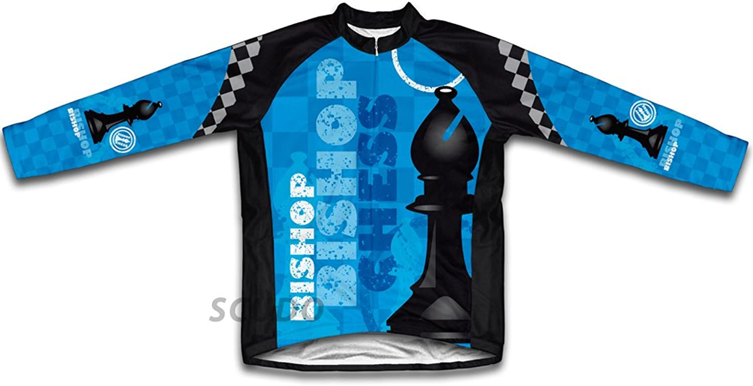 Bishop Winter Thermal Cycling Jersey for Women