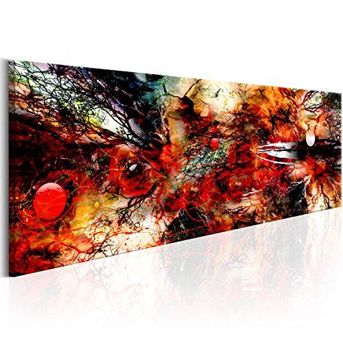 murando - Acrylglasbild Abstrakt 135x45 cm - 1 Teile - Bilder Wandbild - modern - Decoration a-C-0067-k-b