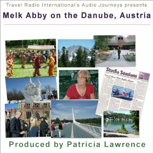Melk Abby on the Danube, Austria audiobook cover art