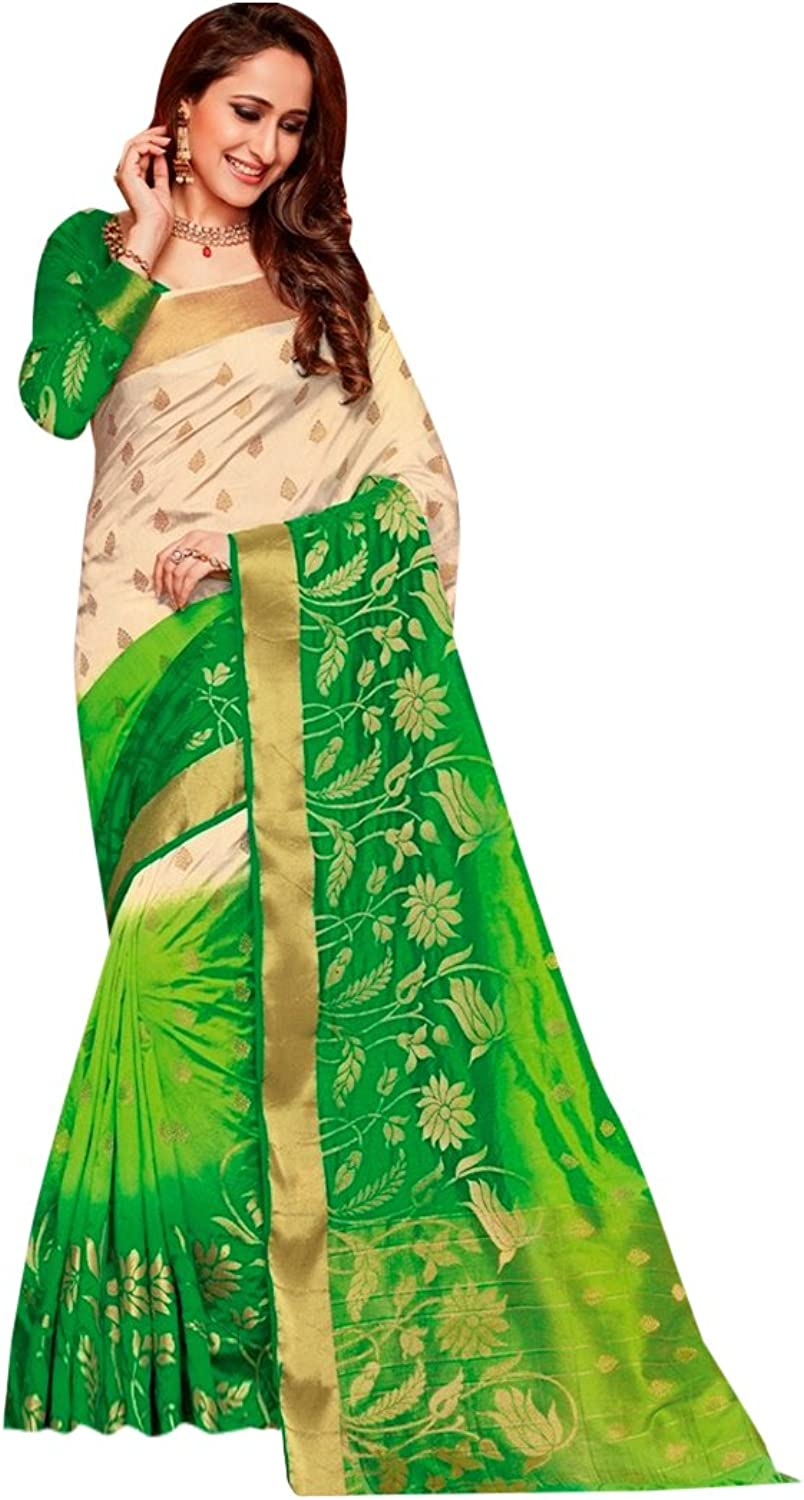 Designer Bollywood Silk Bridal Saree Sari for Women Latest Indian Ethnic Wedding Collection Blouse Party Wear Festive Ceremony 2602 11