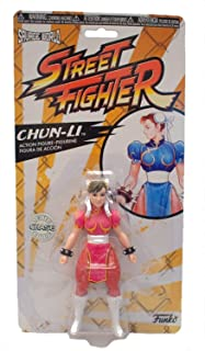 Funko Savage World: Street Fighter - Chun-Li rosa