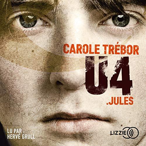 Jules audiobook cover art