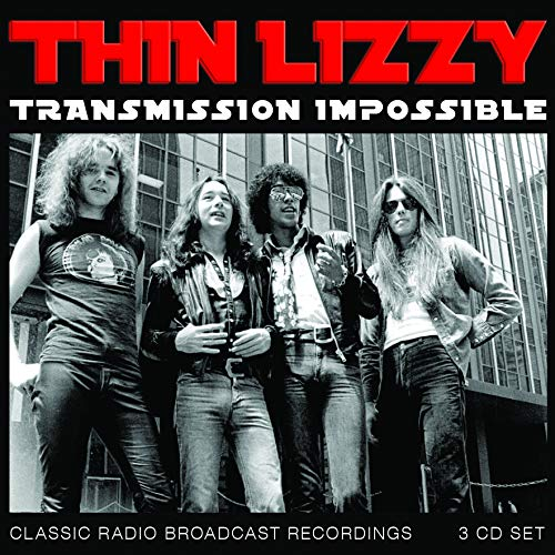Thin Lizzy - Transmission Impossible