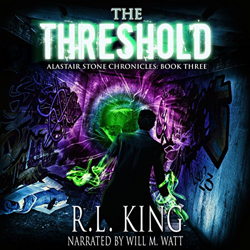 Couverture de The Threshold