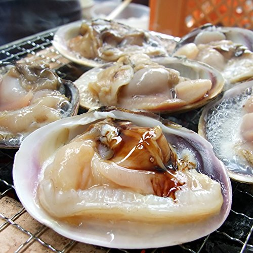 大あさり片貝(ウチムラサキ貝) 3kgセット(36-45個)[冷凍]